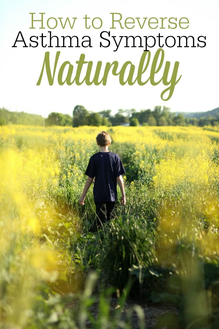 This is one mom's amazing story of reversing asthma symptoms in her son using natural remedies. She lists the specific steps they took to reduce his asthma symptoms and keep him free from asthma attacks for two years!