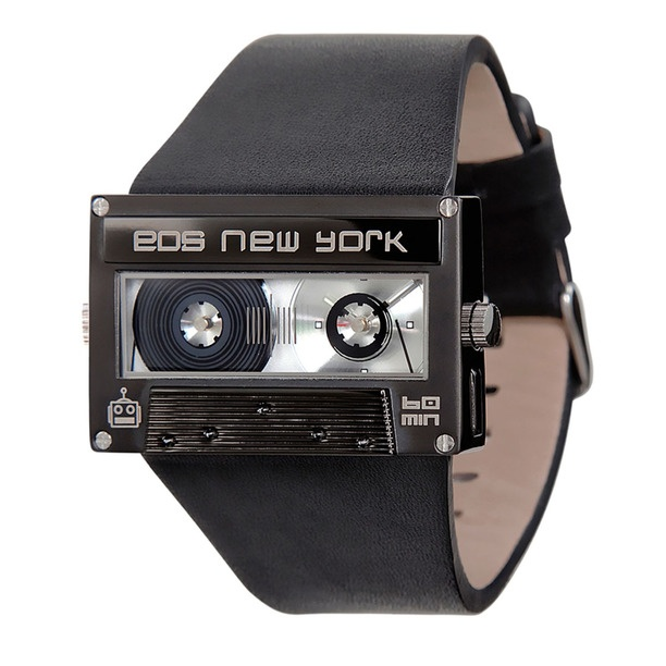 Mixtape Wristwatch Black design inspiration on Fab.