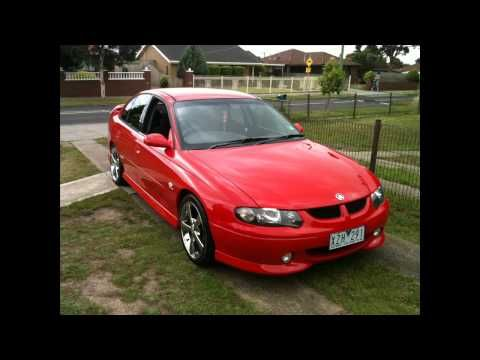 MY HOLDEN VX SS GEN 3 LS1 5.7L V8 (NEW PROJECT) - YouTube