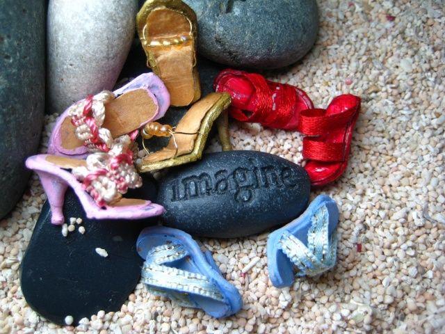 Tutorial: Como hacer zapatos para muñecas escala 1/6   escala 1/6 ...