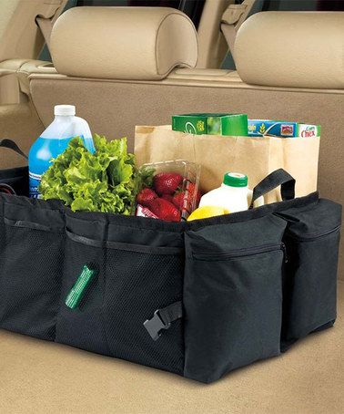 This GearNormous™ Trunk & Cargo Organizer is perfect! #zulilyfinds
