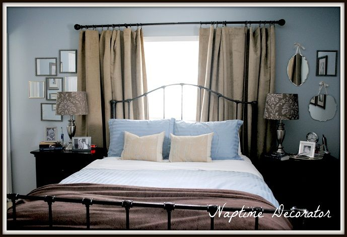 Naptime decorator - Bed under window decorating ideas - Naptime ...