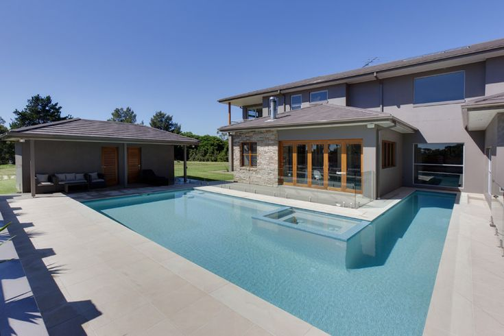 Lap Pools - Berrilee-Pool-Project by Sydney Pool Builder - Sunrise Pools