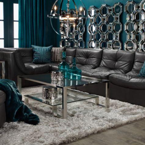 Cloud Modular Sectional Grey Stylish Home Decor Home
