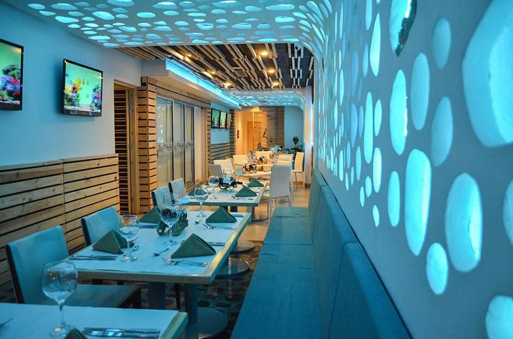 RESTAURANTE EL PULPO PAUL - Pescados y Mariscos - Barranquilla Colombia, disfruta su deliciosa comida al hospedarte en el hotel Barranquilla Plaza http://www.alhotel.co/hotel-barranquilla-plaza