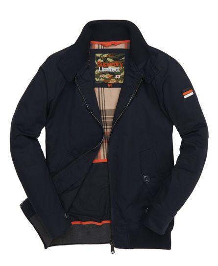 Superdry Burbank Jacket