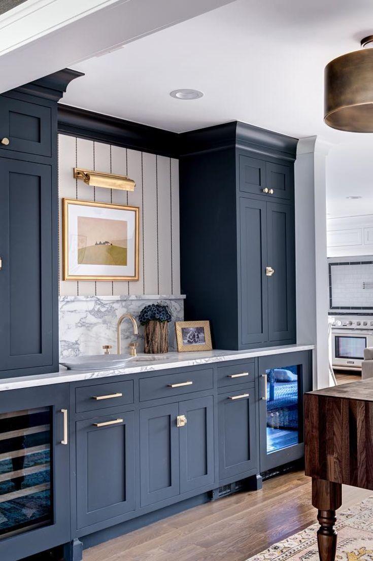 45 Sleek Inspiring Contemporary Modern Kitchen Design Ideas New 2019 Page 17 Of 46 Clear Crochet Modern Kitchen Design Home Decor Kitchen Contemporary Modern Kitchen