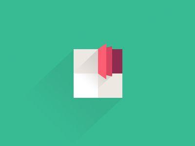Origami by Dan Trenkner for Digital Telepathy