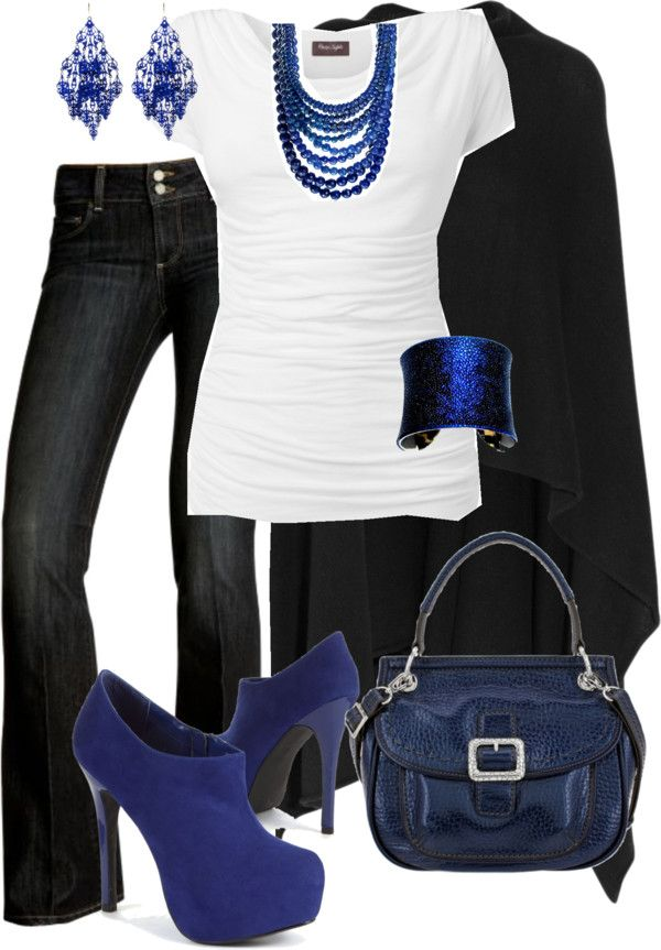 """""""Casual Friday"""" by amo-iste on Polyvore"""