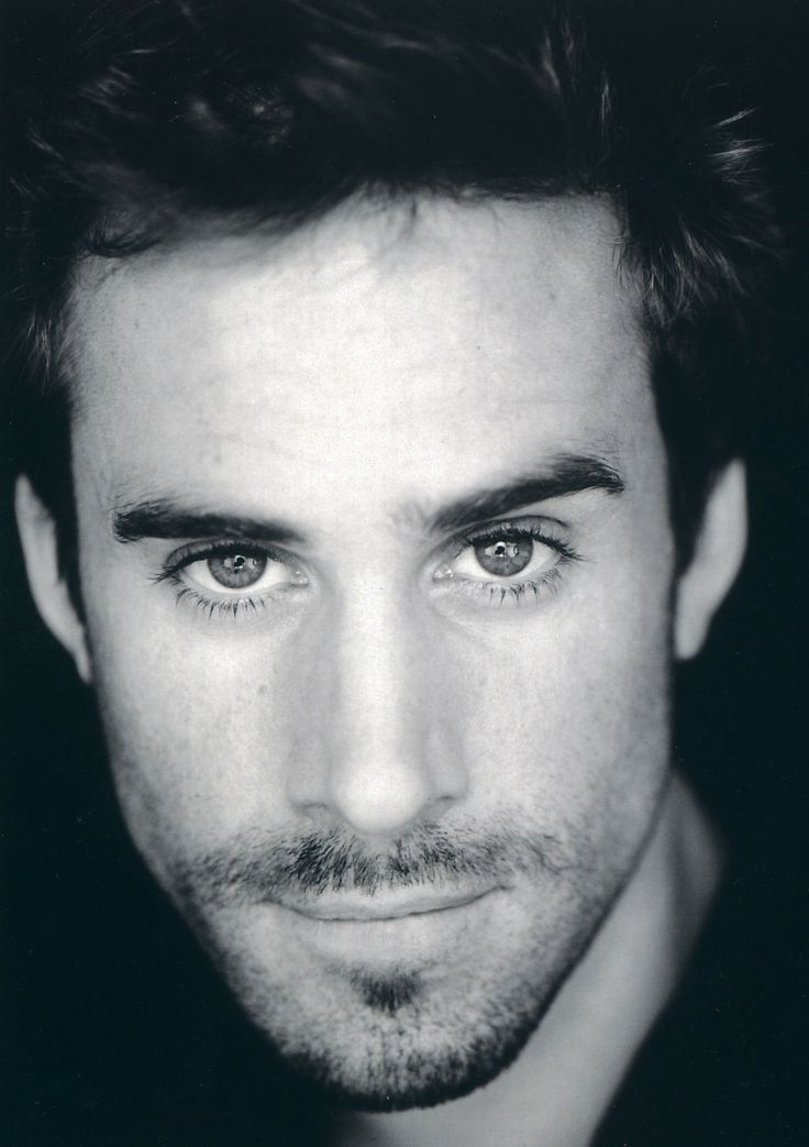 "Joseph Fiennes. There was a sandy-blonde, green-eyed doppelgänger of Mr. Fiennes in my graduate honors class last semester. I called him Shakespeare & basically stalked him.  ""On October 3rd, he asked what day it was."""