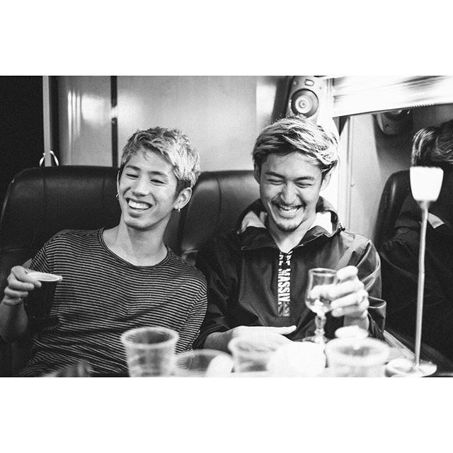 Taka and Ryota... @10969taka @ryota_0809