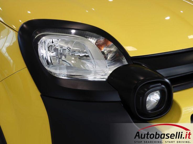 FIAT PANDA CROSS 1.3 MJT 4X4 80 CV Pelle + Trazione integrale + Selettore elettronico on/offroad/hdc + Bluetooth + Cerchi in lega + Radio cd/USB + Comandi al volante + City + Fendinebbia + Idonea per neopatentati + del 10/2014
