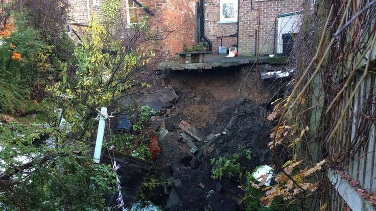 Ripon sinkhole British Geological Survey says area susceptible to holes - BBC News