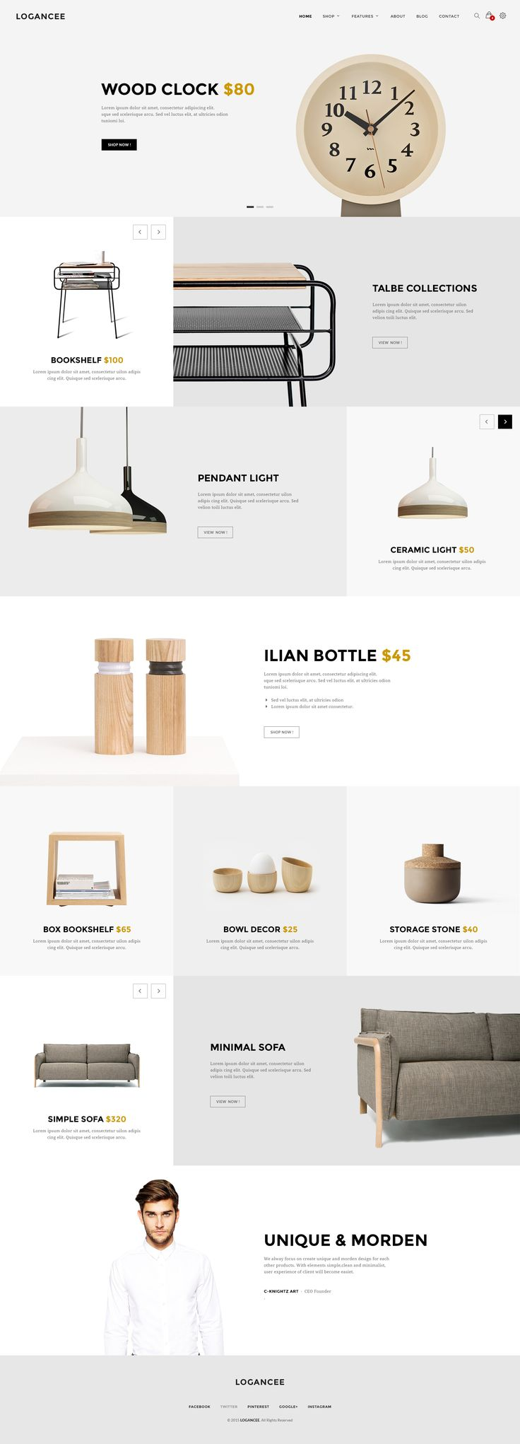 516 best ecommerce website images on pinterest website designs