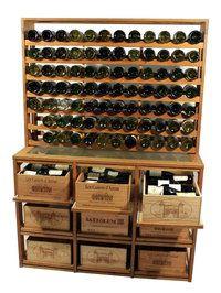 """Wijnkast / wijnrek """"Lyon"""" - Sareau - Exaro, alles voor een prettig leven!"""