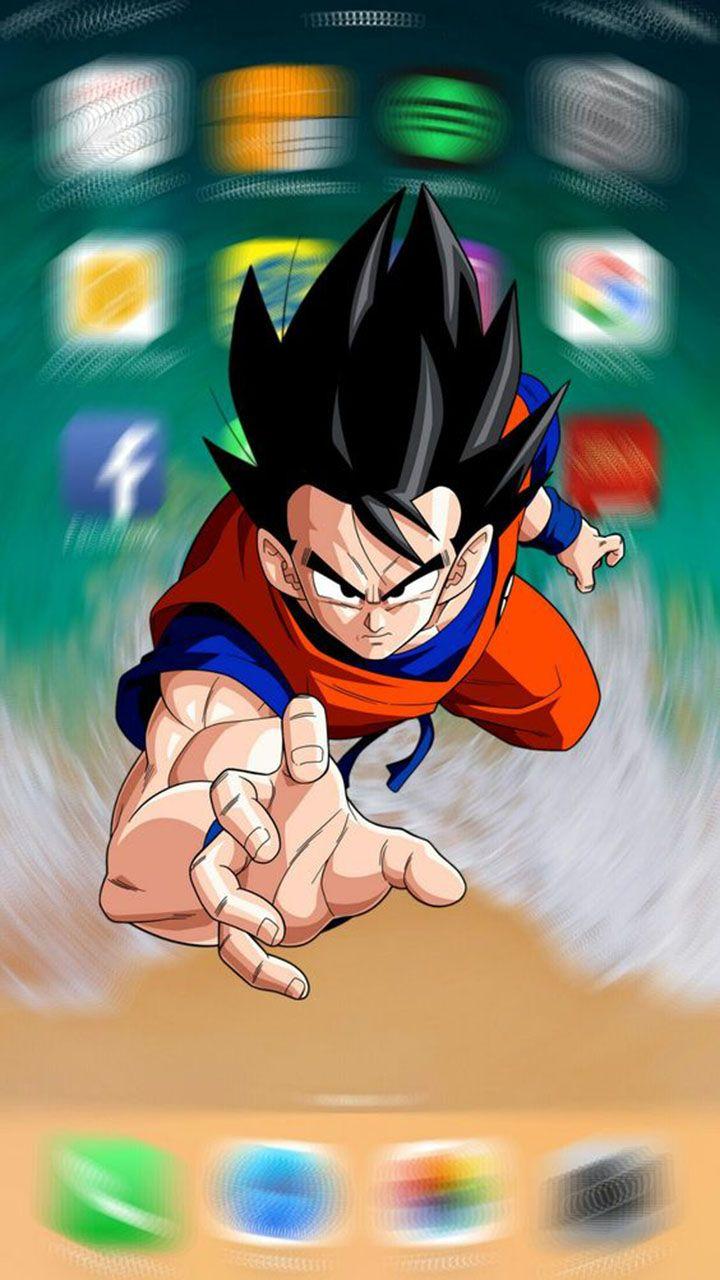 Dragon Ball Son Goku Hd Wallpapers En 2020 Fondo De Pantalla De