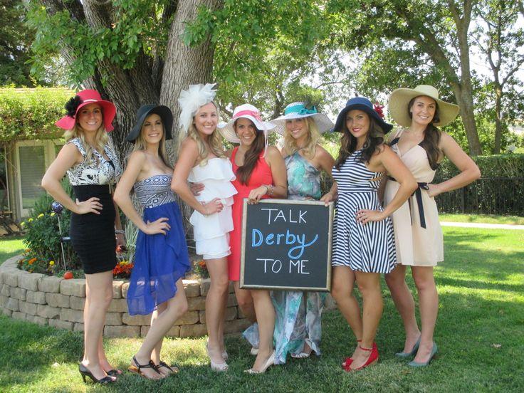 1000+ Ideas About Kentucky Derby Dress On Pinterest