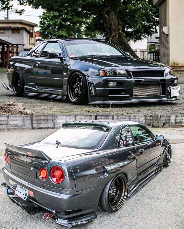 Pin By Micah Owensby On Cars Jdm Nissan R34 Nissan Skyline