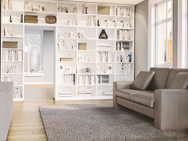die besten 25+ nischenregal ideen auf pinterest | wohnzimmer ... - Wohnzimmer Vorwand Mit Deko Nische