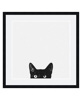 Amanti Art Curiosity Framed Art Print by Jon Bertelli - Wall Art - for the home - Macy's