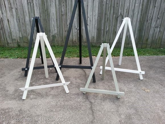 Build Your Own Display Easel Woodworking Projects Amp Plans
