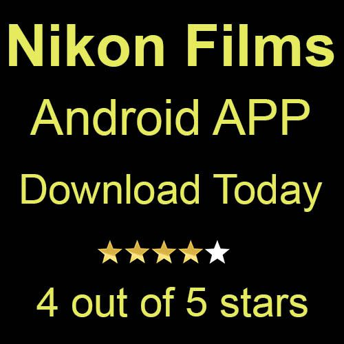 Nikon Films Android APP