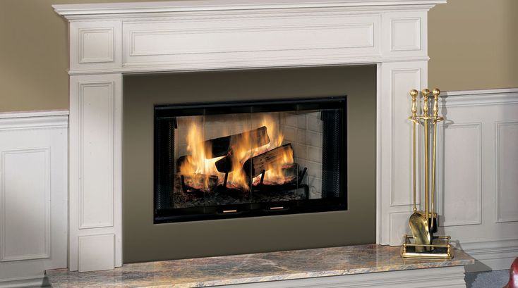 Monessen Royalton Radiant Wood-Burning Fireplace - 36 Inch