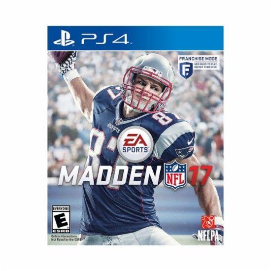 Madden NFL 17 - PlayStation 4 - Front Zoom