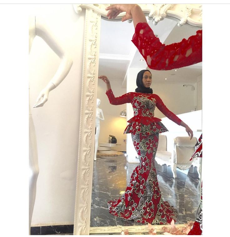 Ankara wedding dress lastest fashion trending african for African dresses for wedding guests