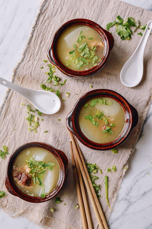#Simple #Oxtail #Soup recipe , by thewoksoflife.com @thewoksoflife