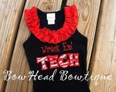 texas tech: Tech Baby, Wreck Ems, Combstexa Tech, Girls Texas, Kids, Baby Clothing, Tech Tanks, Red Raiders, Texas Tech