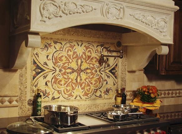 Kitchen Mosaic Backsplash Ideas 128 best kitchen remodel ideas images on pinterest | kitchen