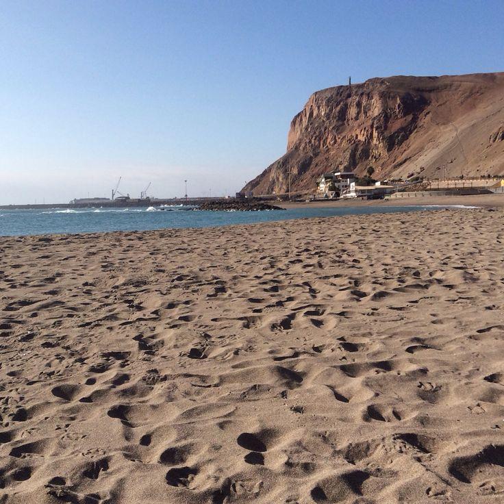 Playa Laucho e Morro di Arica