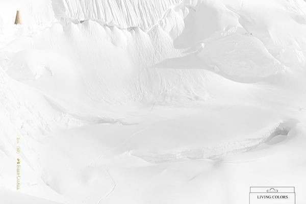 ca: Faber-castell Agencia: Inbrax País: Chile Categoría: Equipos y servicios comerciales Emitido en: marzo 2011 Descripción: Living colors Advertising Agency: Inbrax, Chile Executive Creative Director: Pancho González Creative Director: Fernando Cuevas Art Director: Javier Espinoza