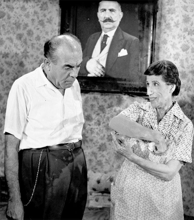 Finos Film - Photo Gallery Ταινίας: 'Ο Θησαυρός Του Μακαρίτη' (1959)