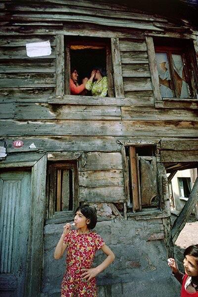 Istanbul, 1968 Ara Guler/Magnum