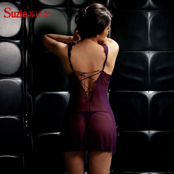Doamna Su Zeer lenjerie sexy ispită pijamale sexy curele de dantelă XL Lenjerie bucată de lenjerie de corp - Zuru air Services