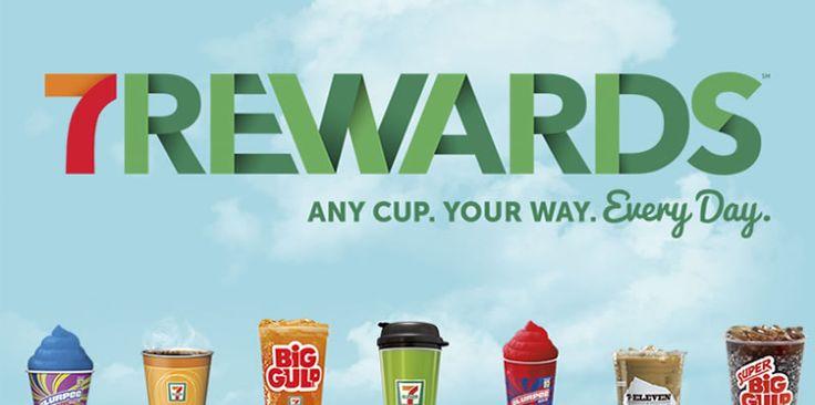 7-11 rewards ad