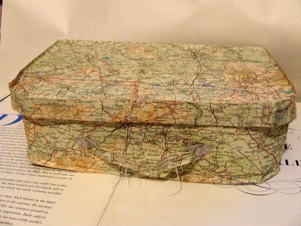 Diese Seite (jennifercollier.co.uk) bietet unglaubliches Papierhandwerk und Papierkunst.