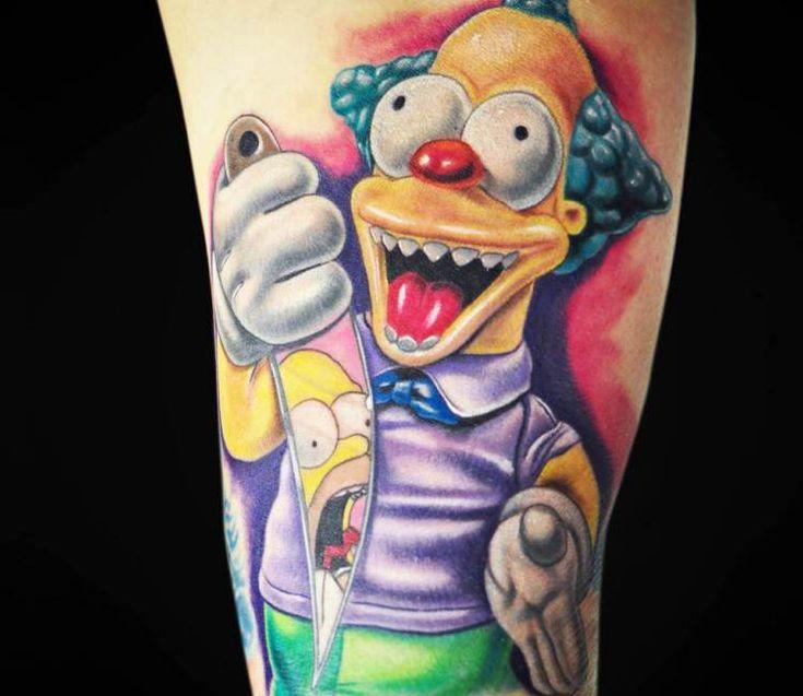 Best 25+ Clown tattoo ...