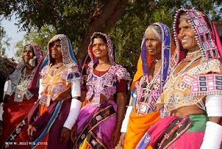 Femmes Banjara