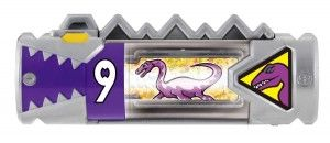 Dino Charger that comes with Power Rangers Dino Charge Plesiosaur Megazord (Juden Sentai Kryoryuger Dx PLezu