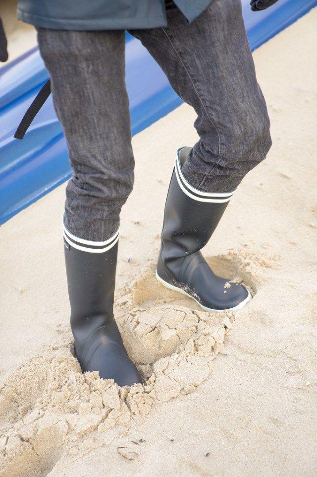 Aigle Goeland   Gummistiefel, Stiefel und Gummistiefel für