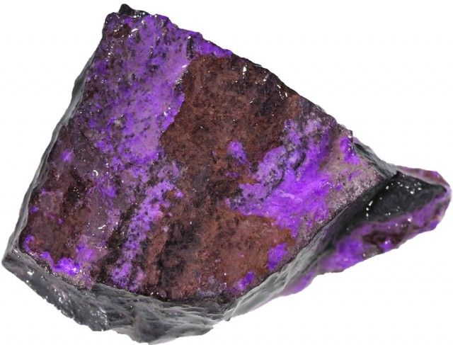 190.00 CTS SUGILITE ROUGH  -SOUTH AFRICA [F6862]  sugalite rough