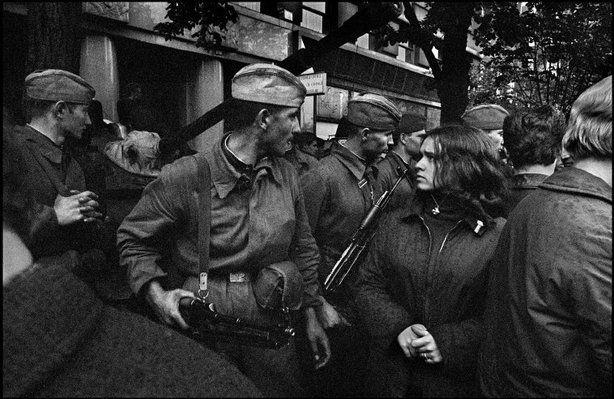 PRAGUE, Czechoslovakia—August 1968
