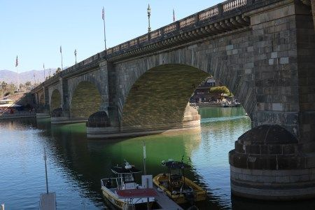 The London Bridge Is (NOT) Falling Down…