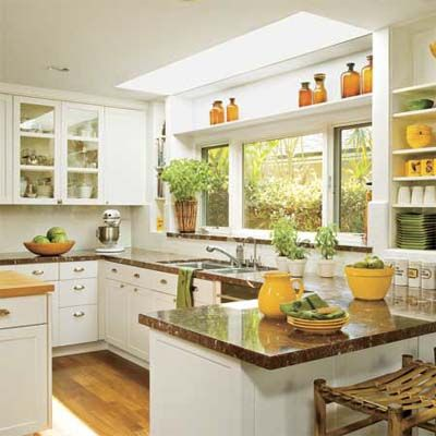 17 Best Ideas About Simple Kitchen Design On Pinterest Corner Pantry Kitchens With White