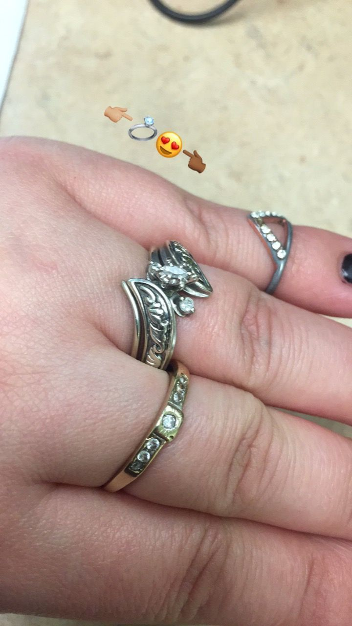 31273 best Wedding Ring images on Pinterest   Engagements, Wedding ...