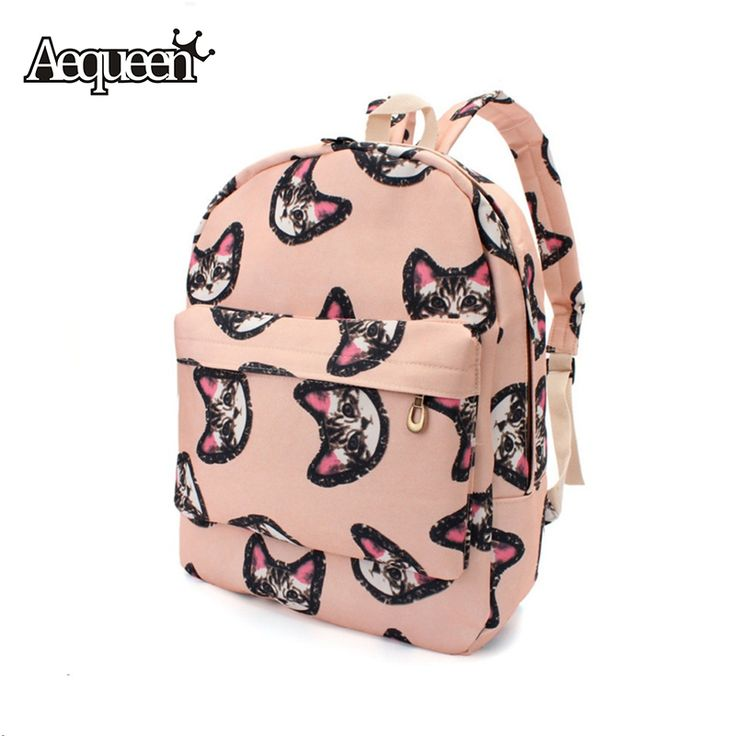 >>>Coupon Code2016 Cute Canvas Backpacks School Backpack Women School Bag for teenage girls Rucksack Travel Bag Bookbag Cat Pattern Mochila2016 Cute Canvas Backpacks School Backpack Women School Bag for teenage girls Rucksack Travel Bag Bookbag Cat Pattern MochilaLow Price Guarantee...Cleck Hot Deals >>> http://id873162940.cloudns.ditchyourip.com/32473540297.html images