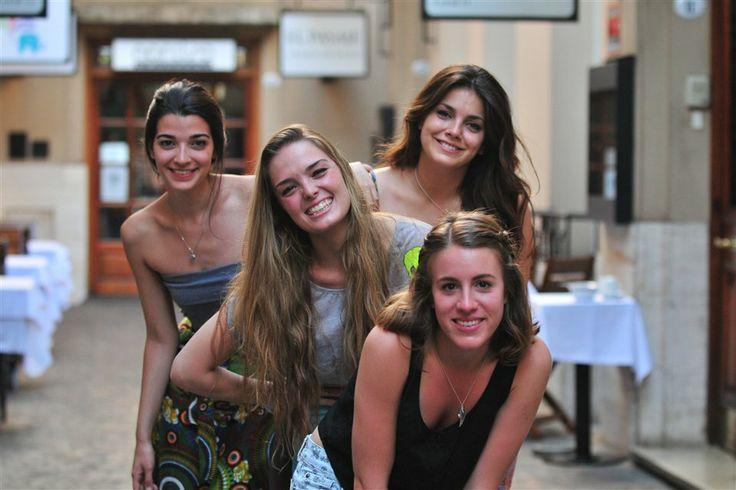 Primeras damas del musical, las jóvenes